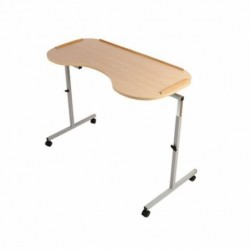 Table de lit ergonomique