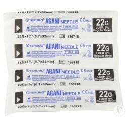 Aiguille Agani noir 32 x 0.70