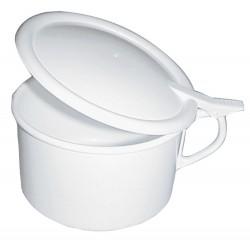 Crachoir plastique