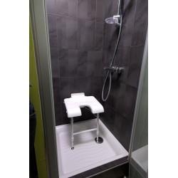 Strapontin de douche Bornéo