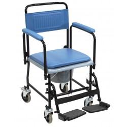 Chaise garde-robe à roues...