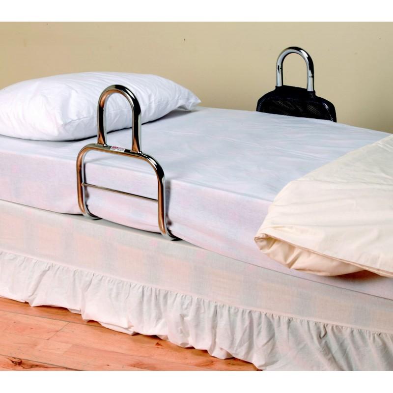 barre d 39 acc s au lit. Black Bedroom Furniture Sets. Home Design Ideas
