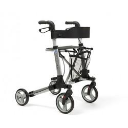 Rollator 4 roues Quadri-light