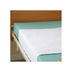 Alèse de lit avec rabats